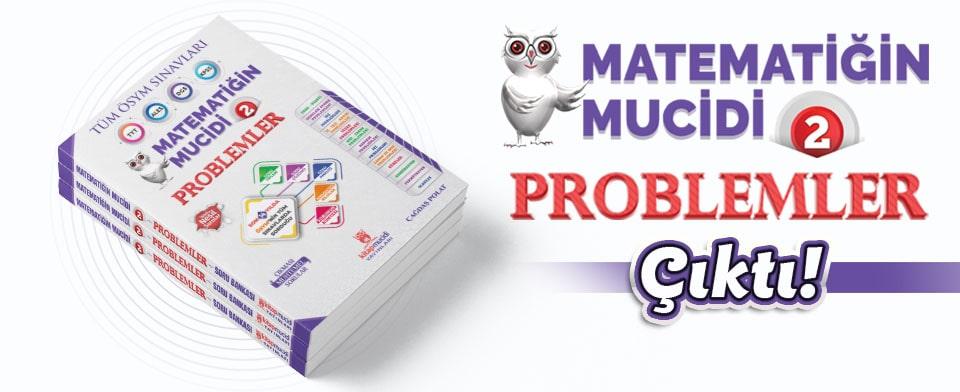 Matematiğin Mucidi Problemler 2