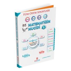 2020 ALES DGS KPSS TYT - Matematiğin Mucidi 1 Çözümlü ve Çözümsüz Soru Bankası - Kitap Mucidi Yayınları